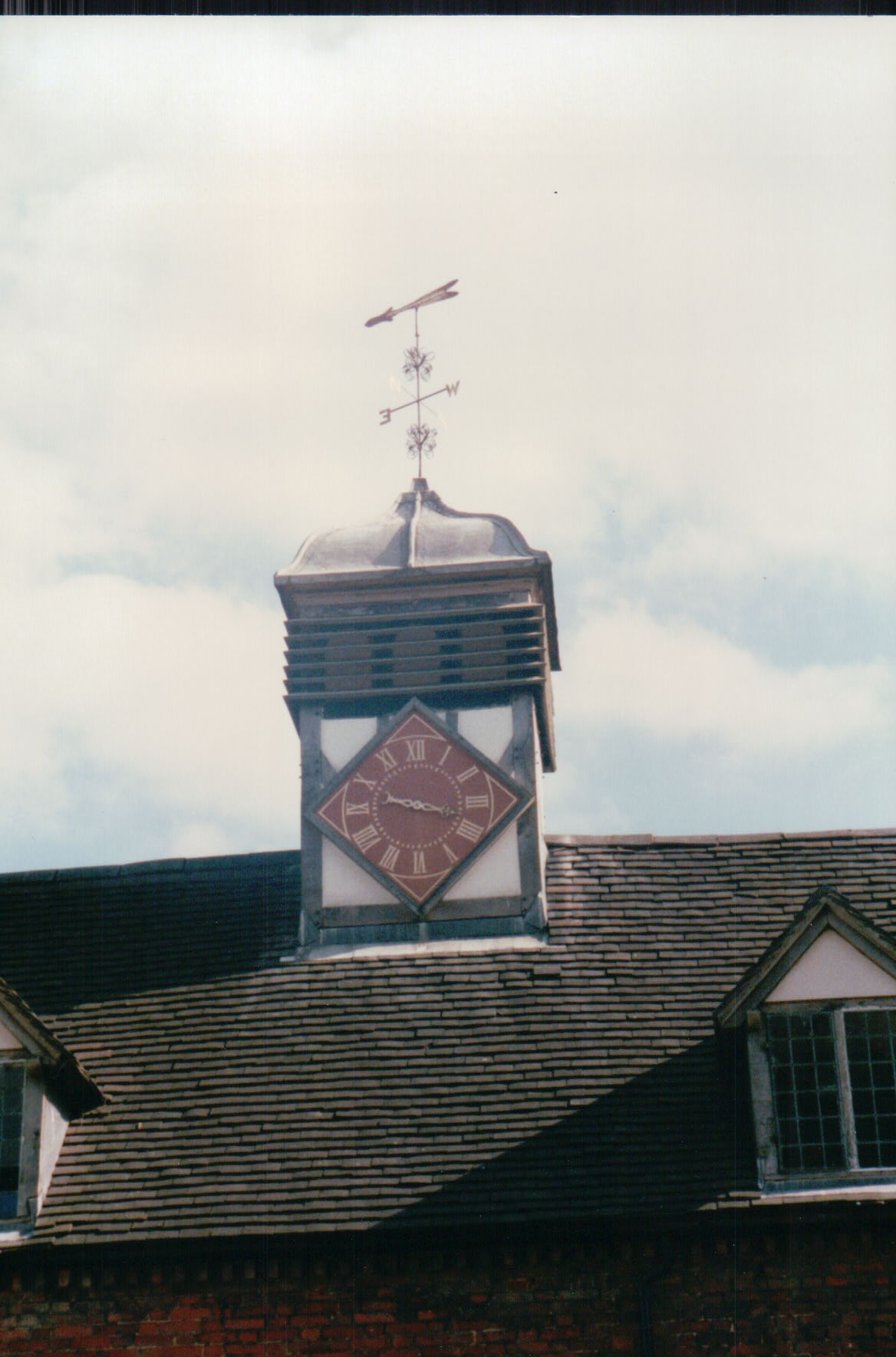 Clock Turret