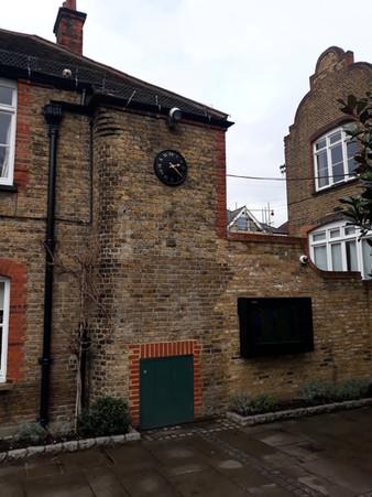 External clocks