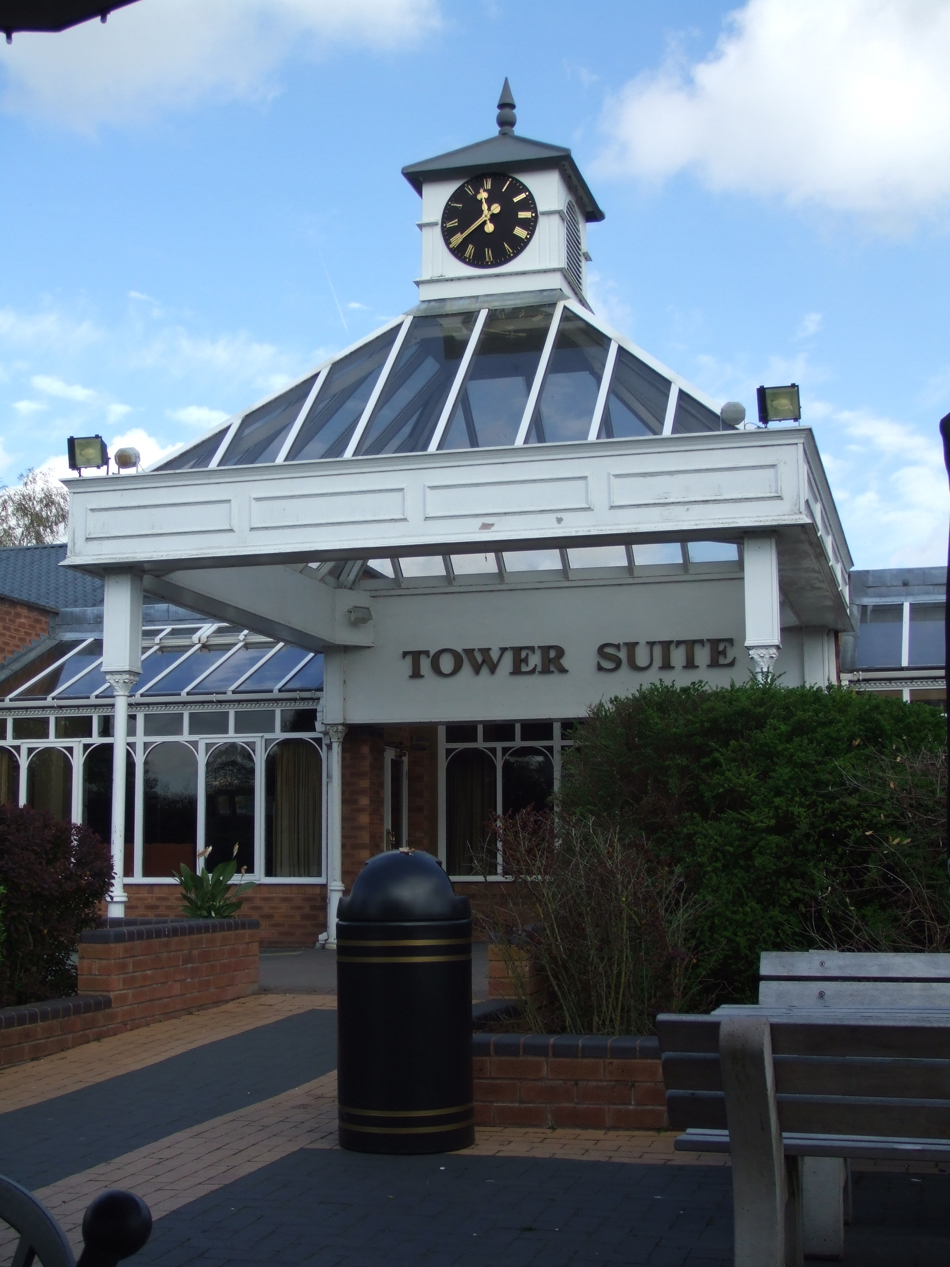 Clock towers for ventilation