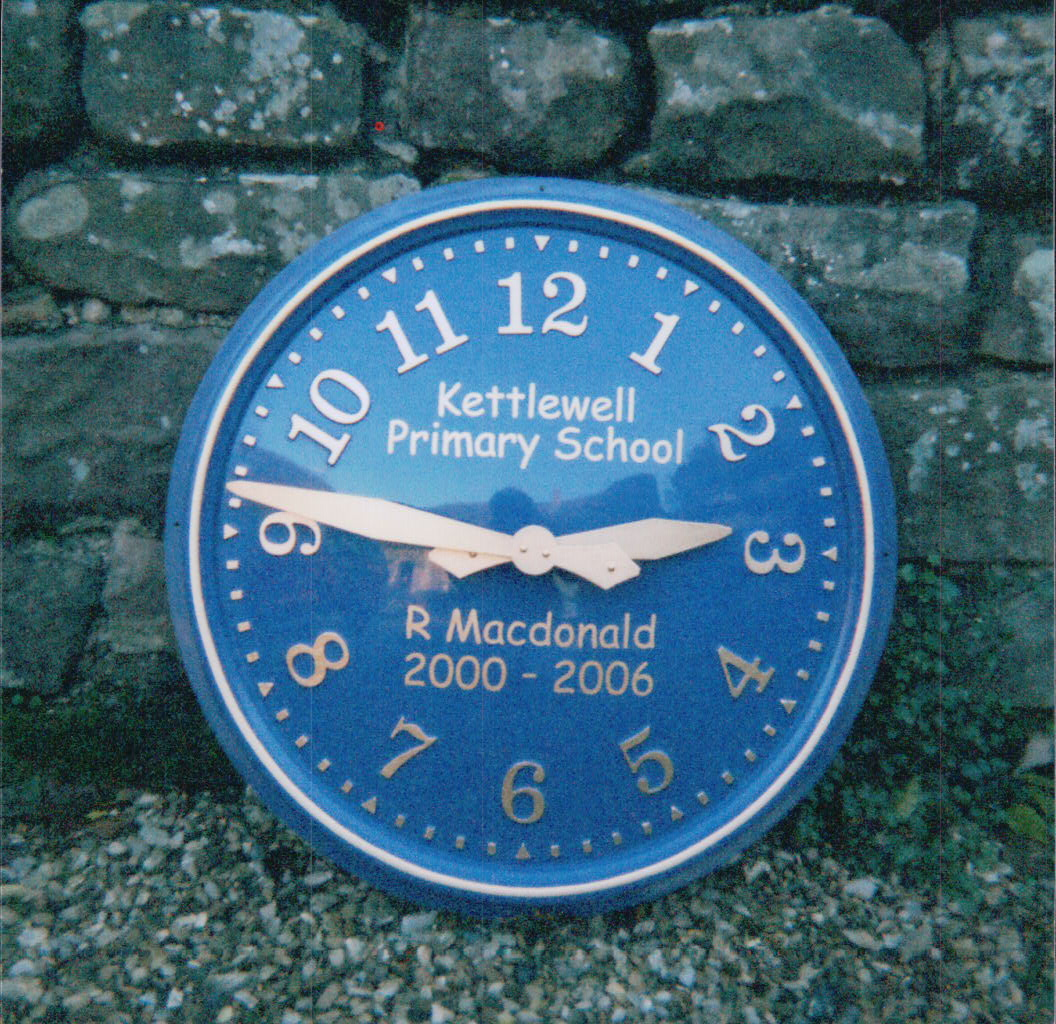 Customised External Clock