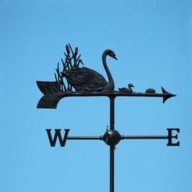 Swan Weathervane