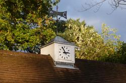 Modern Clock tower