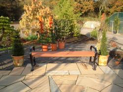 Avenue bench wood (6)