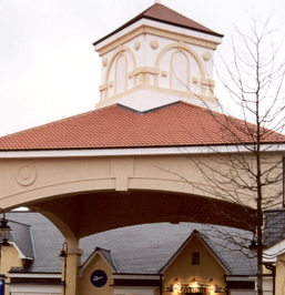 GRP Cupola