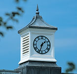 Roof Turet and Clock Tower roof style