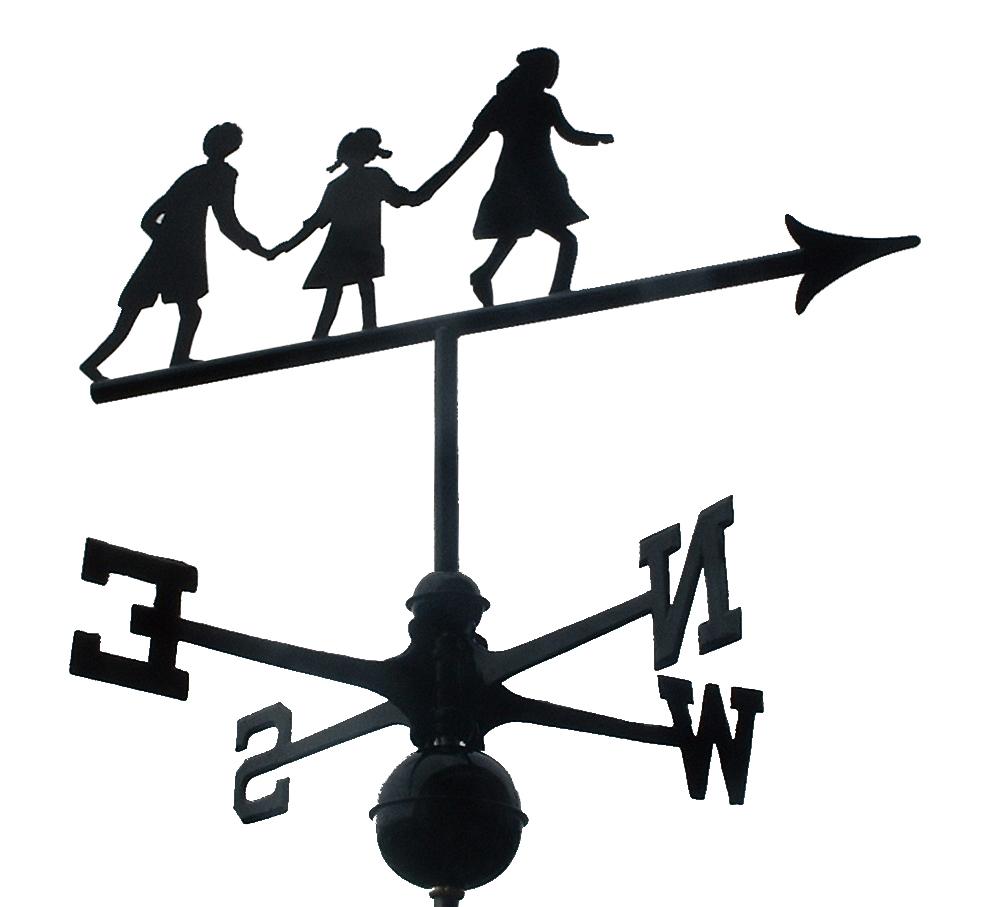 Weathervane - School Children