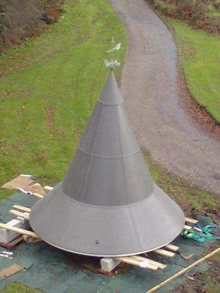 GRP Roof