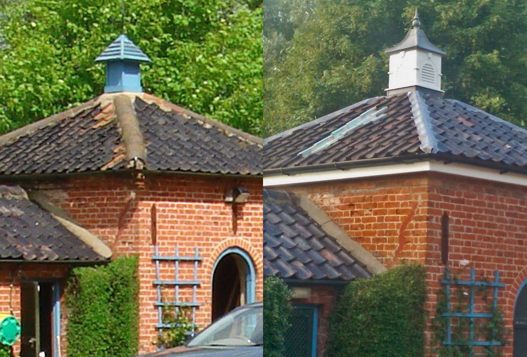 Oxford Roof Turret