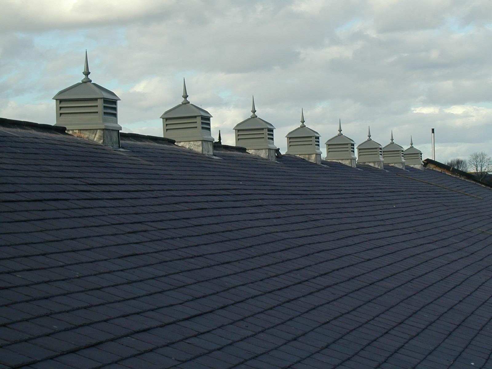 Roof Turrets