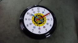 Churchfields Primary School Clock