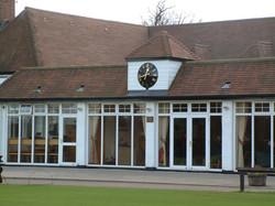 Clock for Golf Club