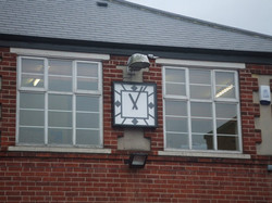 Wirksworth Memorial Hall Clock