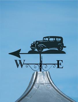 Vintage Car Weathervane