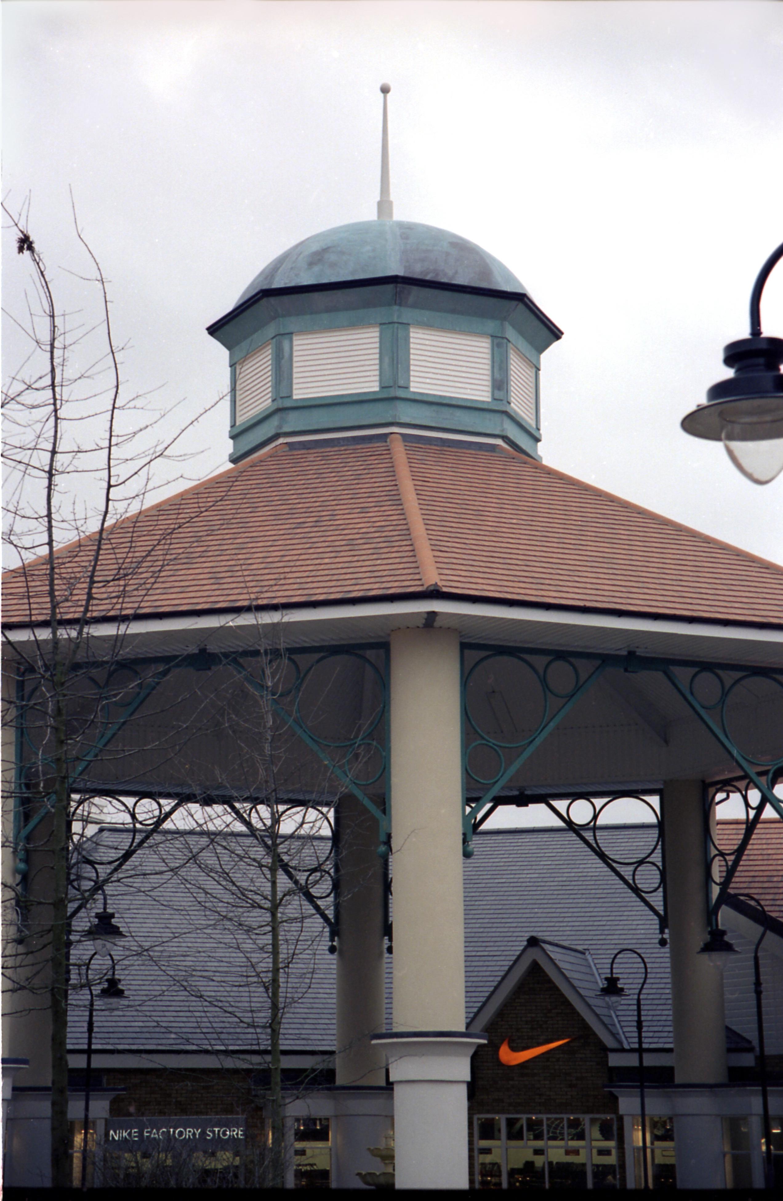GRP Dome