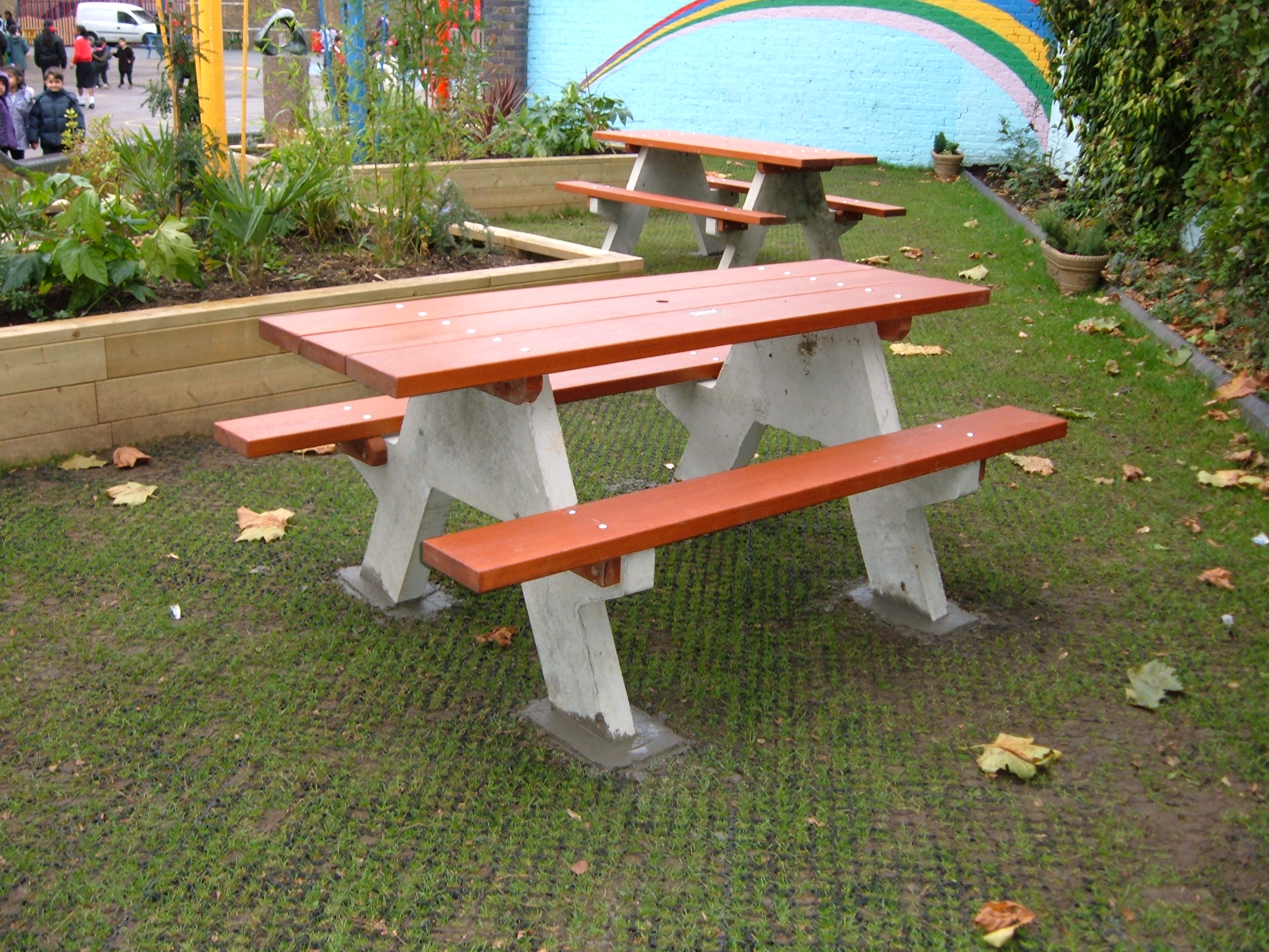 Adriatic Picnic Bench (3)