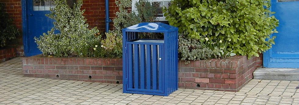 Barrent bin