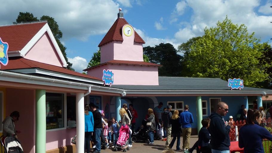 Peppa Pig World Paultons Park