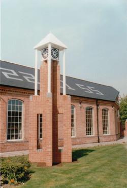 Custom Clock Tower