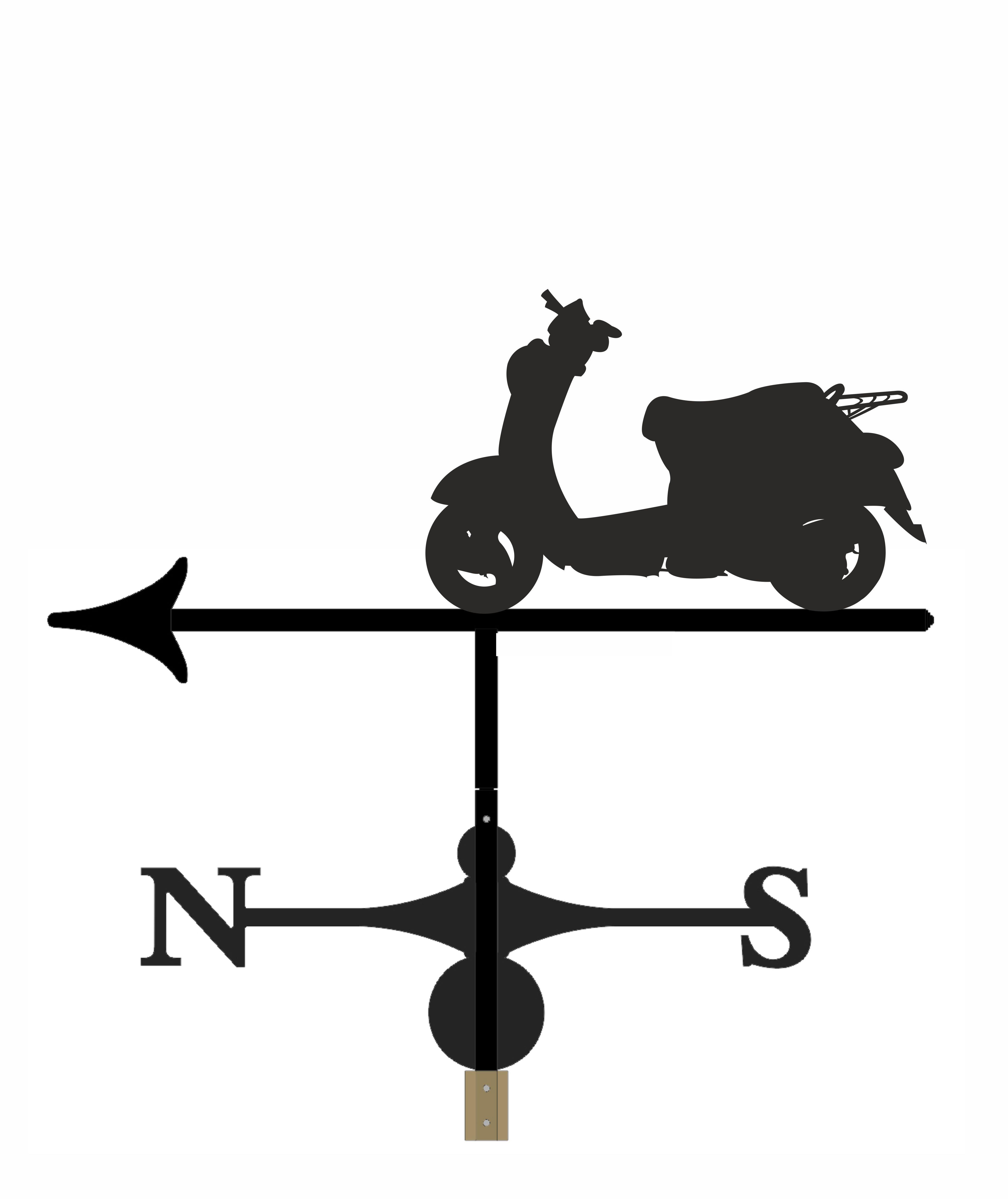 Weathervane - Motorbike 1