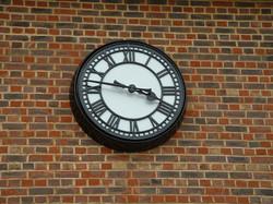 School Canteen clock