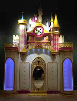 Disney store clock