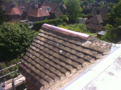 Roll Top Roof Ridge
