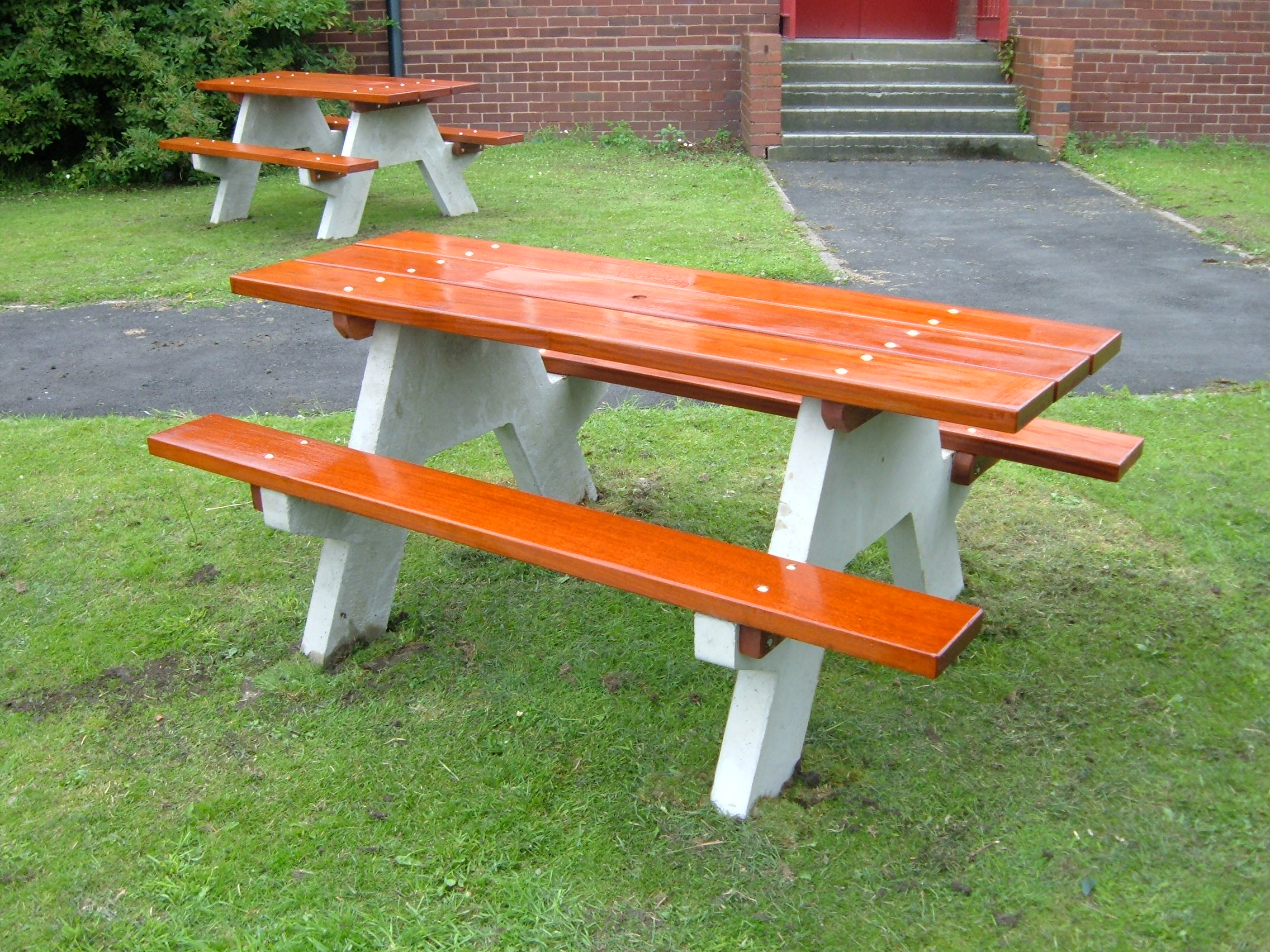 Adriatic Picnic Bench (6)
