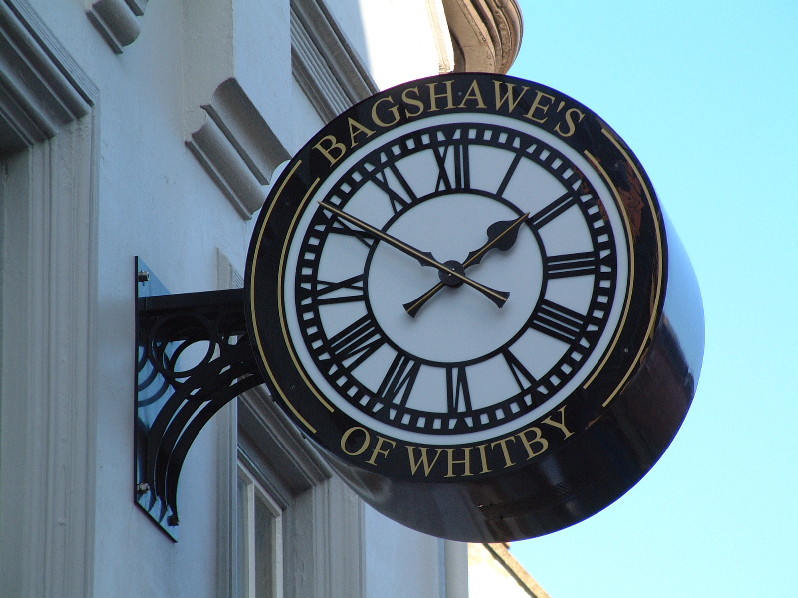 Funeral Directors Drum Clock