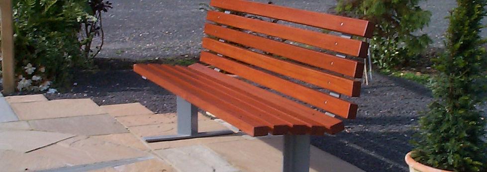Kara wooden seat