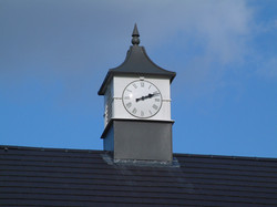 Clock towers for village halls