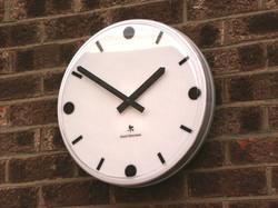 Bespoke exterior clock