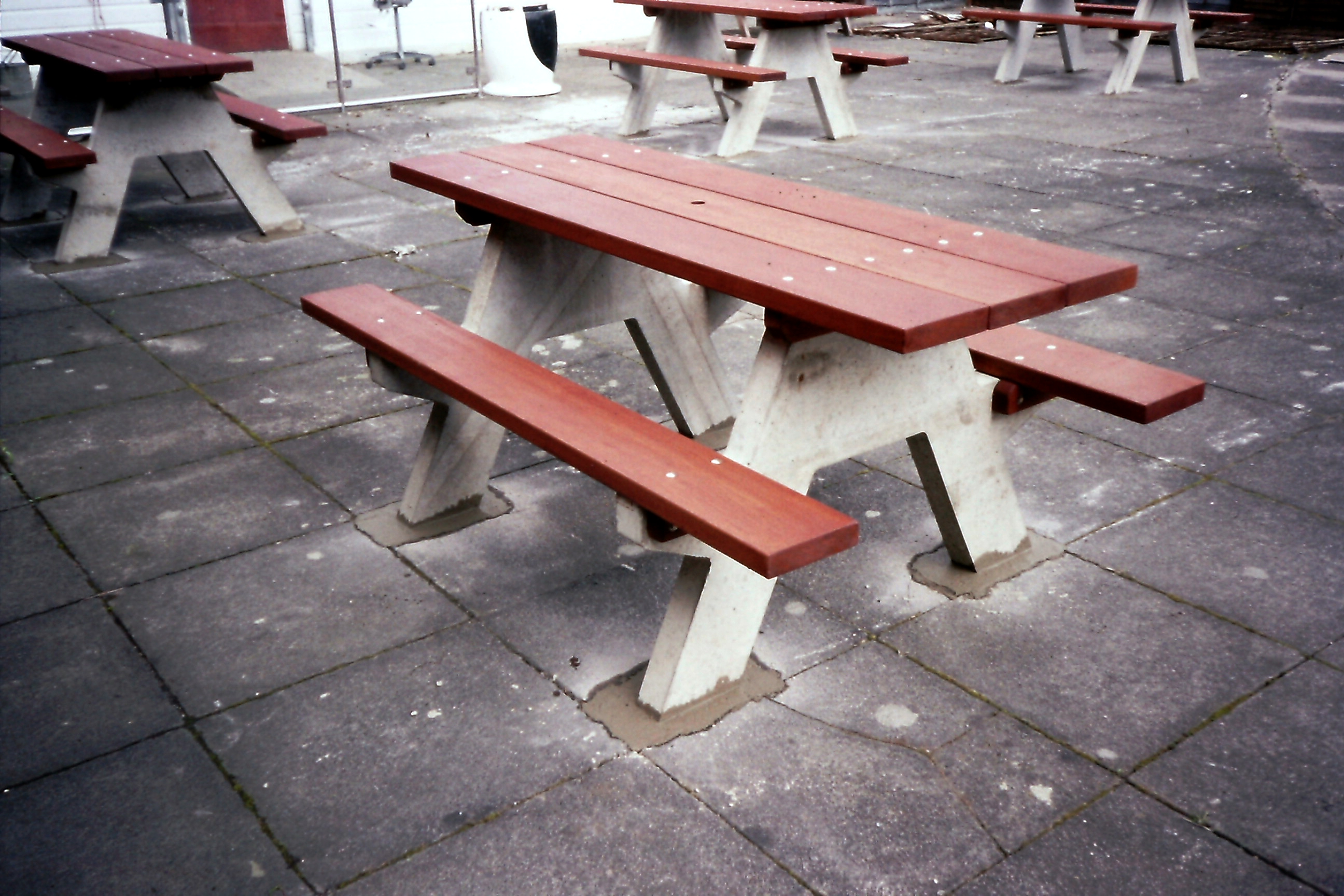 Adriatic Picnic Bench (2)