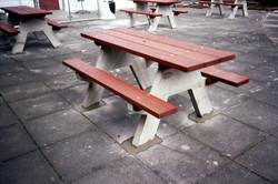Adriatic Picnic Bench (2)