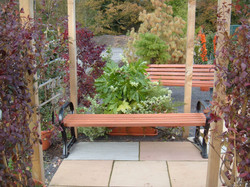 Avenue bench wood (2)