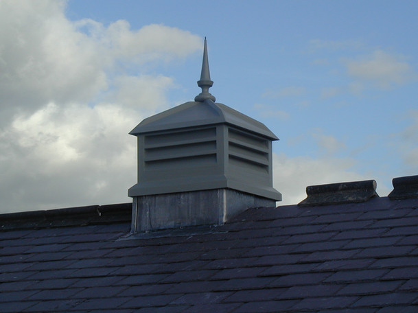 GRP Cupola with finial