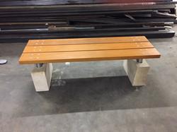Hamble bench