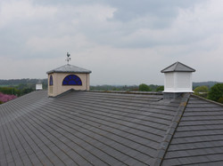 Cupolas for hotels