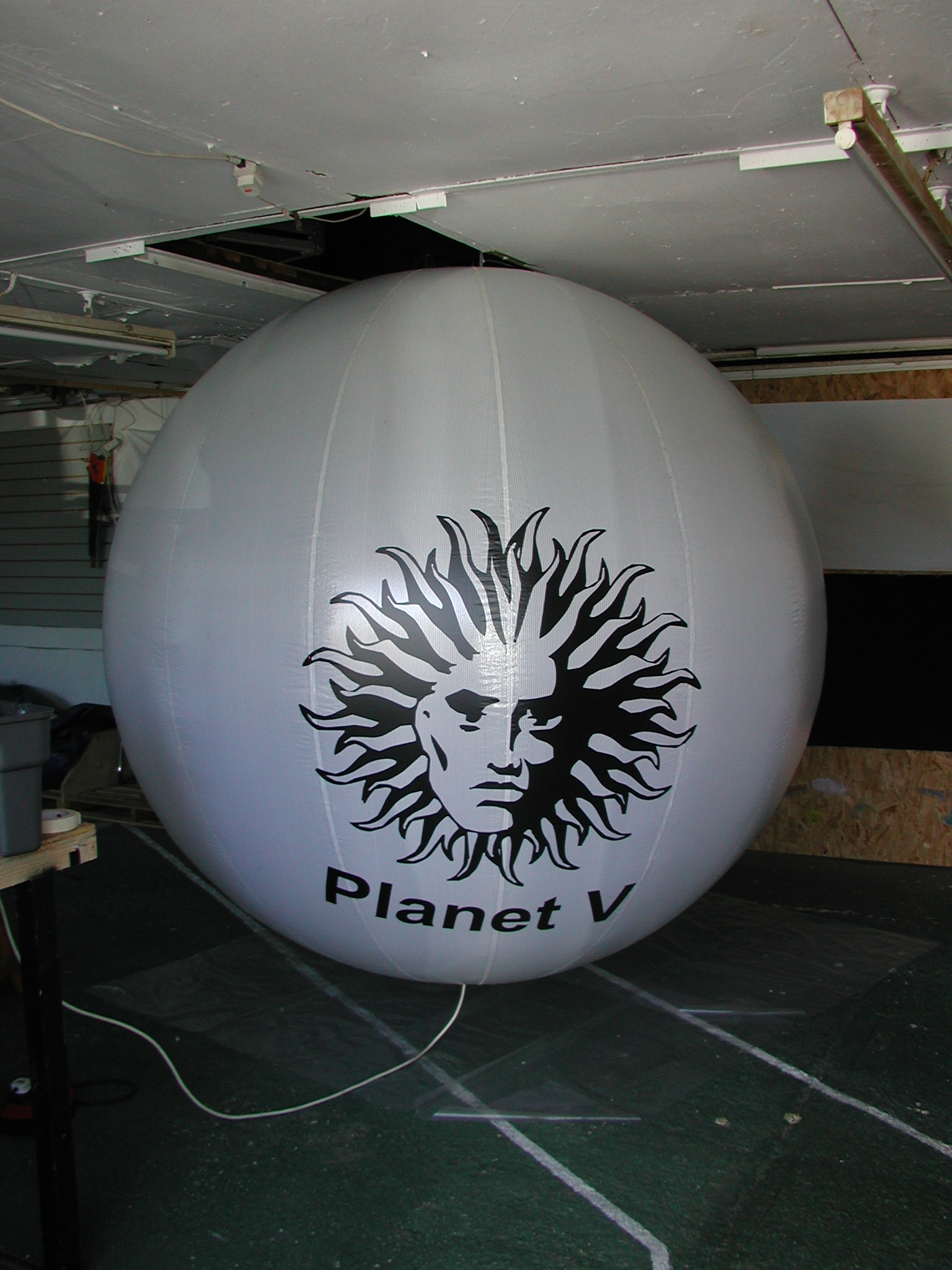 Squeeze sphere