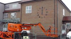 External Clock for School