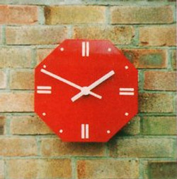 Large Exterior Wall Clock
