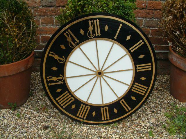Medieval Clock Face