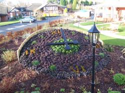 External Floral Clock