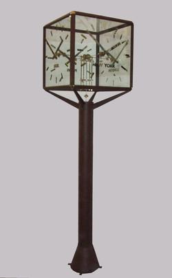 Erbil pillar clock