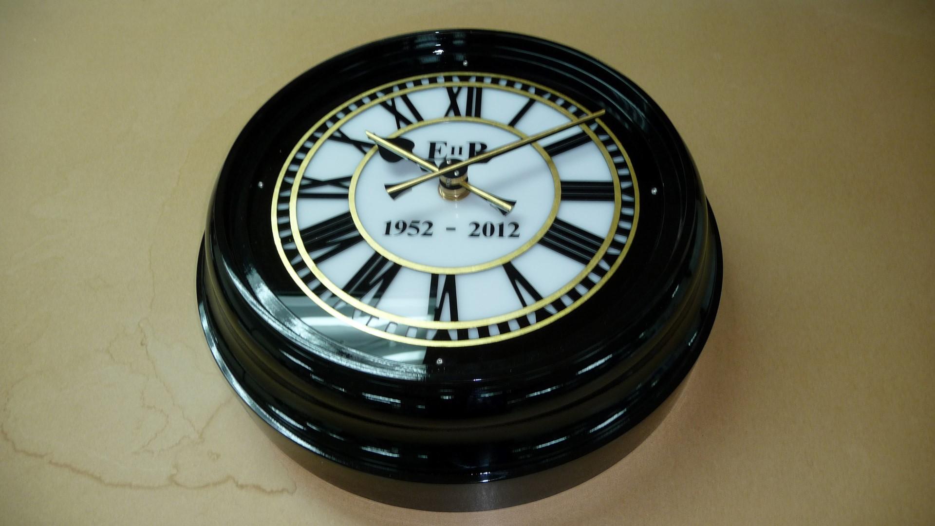 Penselwood Council bezel clock