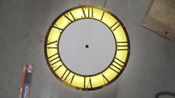 Bespoke clock for Disney shops
