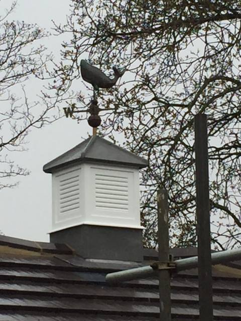 Winchester Roof Turret