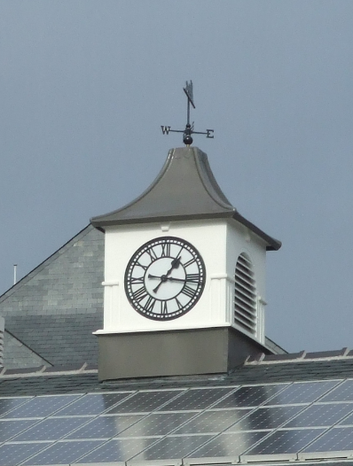 Vented Clock Tower