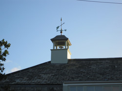 Bell tower for private residential