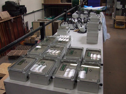 Clock control systems in production