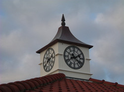 Clock towers for schools